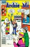 Archie and Me #161 Comic Books - Covers, Scans, Photos  in Archie and Me Comic Books - Covers, Scans, Gallery