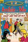 Archie and Me #28 comic books - cover scans photos Archie and Me #28 comic books - covers, picture gallery