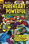 Archie as Pureheart the Powerful comic books