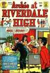 Archie at Riverdale High #10 Comic Books - Covers, Scans, Photos  in Archie at Riverdale High Comic Books - Covers, Scans, Gallery
