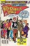 Archie at Riverdale High #100 comic books for sale