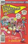 Archie at Riverdale High #105 comic books - cover scans photos Archie at Riverdale High #105 comic books - covers, picture gallery