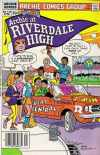 Archie at Riverdale High #108 comic books for sale