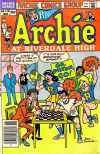 Archie at Riverdale High #109 comic books for sale