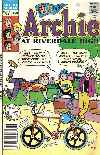Archie at Riverdale High #111 comic books for sale