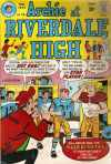Archie at Riverdale High #13 comic books - cover scans photos Archie at Riverdale High #13 comic books - covers, picture gallery