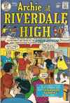 Archie at Riverdale High #14 comic books - cover scans photos Archie at Riverdale High #14 comic books - covers, picture gallery