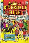 Archie at Riverdale High #19 comic books - cover scans photos Archie at Riverdale High #19 comic books - covers, picture gallery