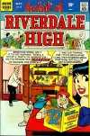 Archie at Riverdale High #2 comic books - cover scans photos Archie at Riverdale High #2 comic books - covers, picture gallery