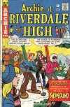 Archie at Riverdale High #23 comic books for sale