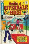 Archie at Riverdale High #25 comic books for sale