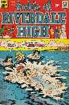 Archie at Riverdale High #3 comic books - cover scans photos Archie at Riverdale High #3 comic books - covers, picture gallery