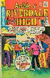 Archie at Riverdale High #32 comic books - cover scans photos Archie at Riverdale High #32 comic books - covers, picture gallery