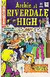 Archie at Riverdale High #33 comic books for sale