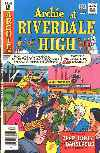 Archie at Riverdale High #41 comic books for sale