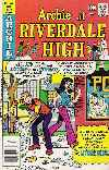 Archie at Riverdale High #42 comic books for sale