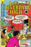 Archie at Riverdale High #47 comic books - cover scans photos Archie at Riverdale High #47 comic books - covers, picture gallery