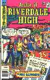 Archie at Riverdale High #48 comic books for sale