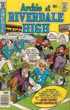 Archie at Riverdale High #51 comic books for sale