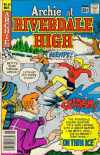 Archie at Riverdale High #53 comic books for sale