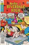 Archie at Riverdale High #56 comic books for sale