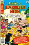 Archie at Riverdale High #57 comic books for sale