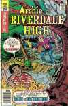 Archie at Riverdale High #58 comic books for sale