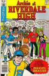 Archie at Riverdale High #59 comic books for sale
