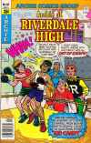 Archie at Riverdale High #60 comic books for sale