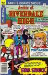 Archie at Riverdale High #61 comic books for sale