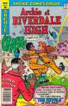 Archie at Riverdale High #63 comic books - cover scans photos Archie at Riverdale High #63 comic books - covers, picture gallery