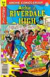 Archie at Riverdale High #64 comic books for sale