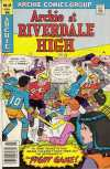 Archie at Riverdale High #69 comic books for sale