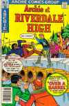 Archie at Riverdale High #71 comic books for sale