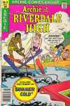 Archie at Riverdale High #75 comic books for sale