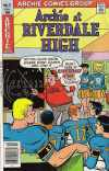 Archie at Riverdale High #77 comic books for sale