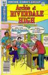 Archie at Riverdale High #81 comic books for sale