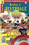 Archie at Riverdale High #82 comic books for sale