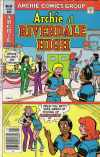 Archie at Riverdale High #84 comic books for sale