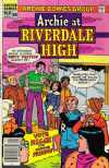 Archie at Riverdale High #85 comic books for sale