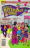 Archie at Riverdale High #87 comic books for sale