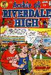 Archie at Riverdale High #9 comic books for sale