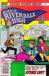 Archie at Riverdale High #91 comic books for sale