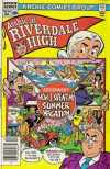 Archie at Riverdale High #94 comic books for sale