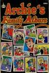 Archie's Family Album comic books