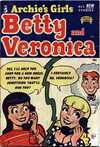 Archie's Girls: Betty and Veronica #5 Comic Books - Covers, Scans, Photos  in Archie's Girls: Betty and Veronica Comic Books - Covers, Scans, Gallery