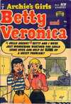 Archie's Girls: Betty and Veronica #7 Comic Books - Covers, Scans, Photos  in Archie's Girls: Betty and Veronica Comic Books - Covers, Scans, Gallery