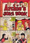 Archie's Joke Book Magazine #1 Comic Books - Covers, Scans, Photos  in Archie's Joke Book Magazine Comic Books - Covers, Scans, Gallery