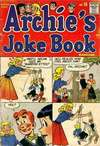 Archie's Joke Book Magazine #16 comic books - cover scans photos Archie's Joke Book Magazine #16 comic books - covers, picture gallery