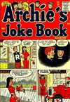 Archie's Joke Book Magazine #22 Comic Books - Covers, Scans, Photos  in Archie's Joke Book Magazine Comic Books - Covers, Scans, Gallery